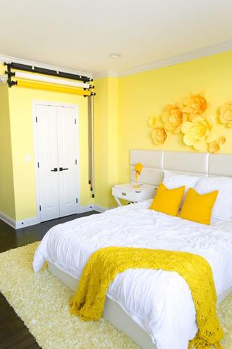 7 Warna Cat dinding yang Cocok untuk Kamar Tidur Minimalis Anda 1
