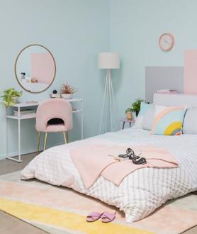 7 Warna Cat dinding yang Cocok untuk Kamar Tidur Minimalis Anda 3