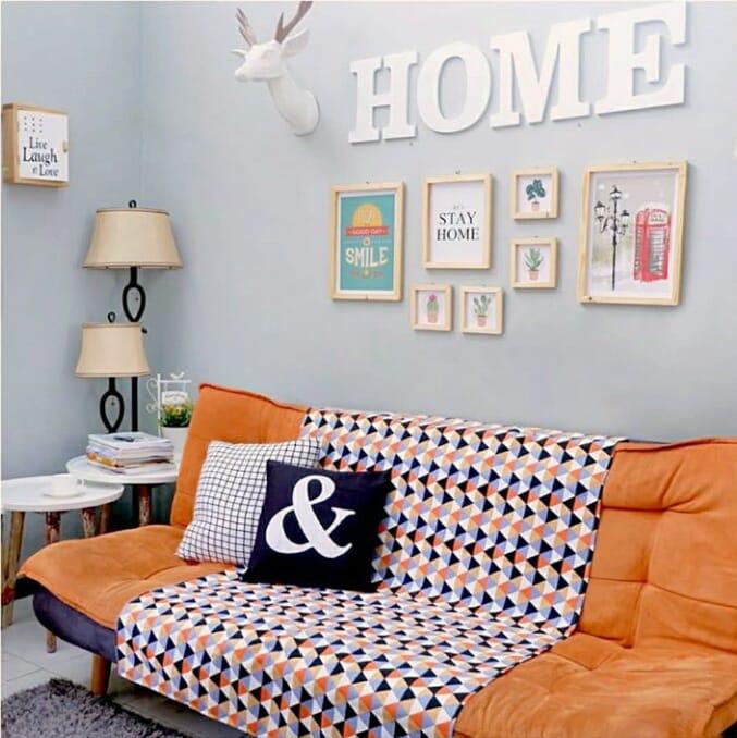 Dekorasi ruangan dengan produk Stiletto Living