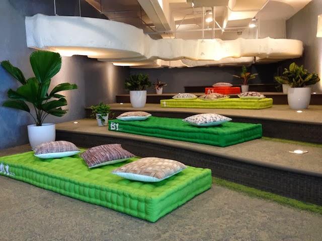 Yuk, Intip Desain Kantor Kekinian yang Menyenangkan Di Indonesia 6