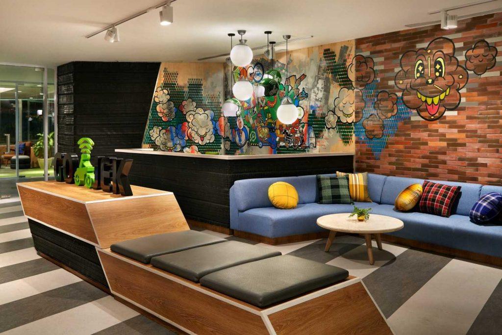 Yuk, Intip Desain Kantor Kekinian yang Menyenangkan Di Indonesia 1