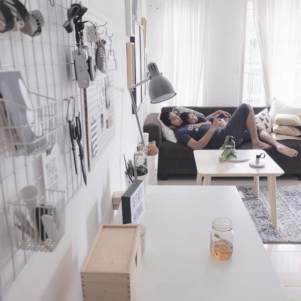 Dekorasi Rumah Simple dan Minimalis Ala @Blogsachi 6