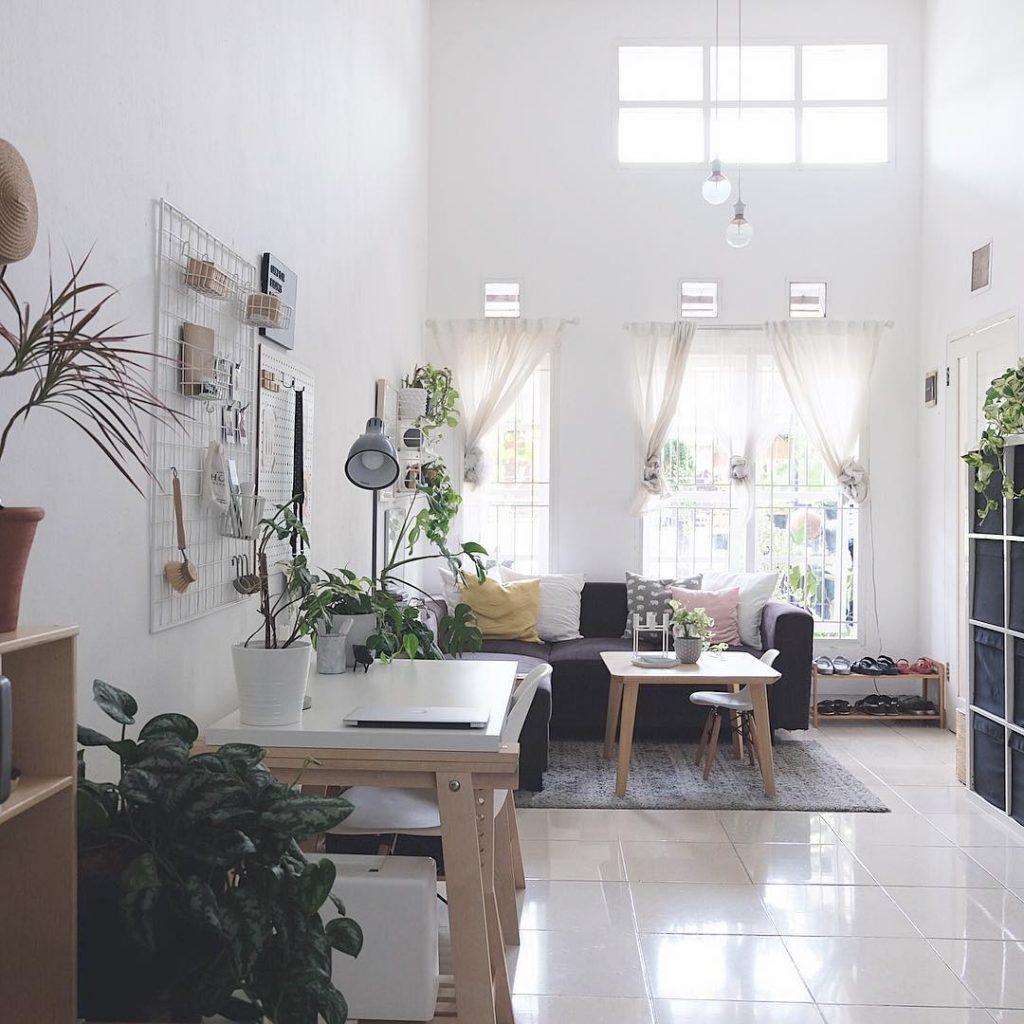 Dekorasi Rumah Simple dan Minimalis Ala @Blogsachi 2