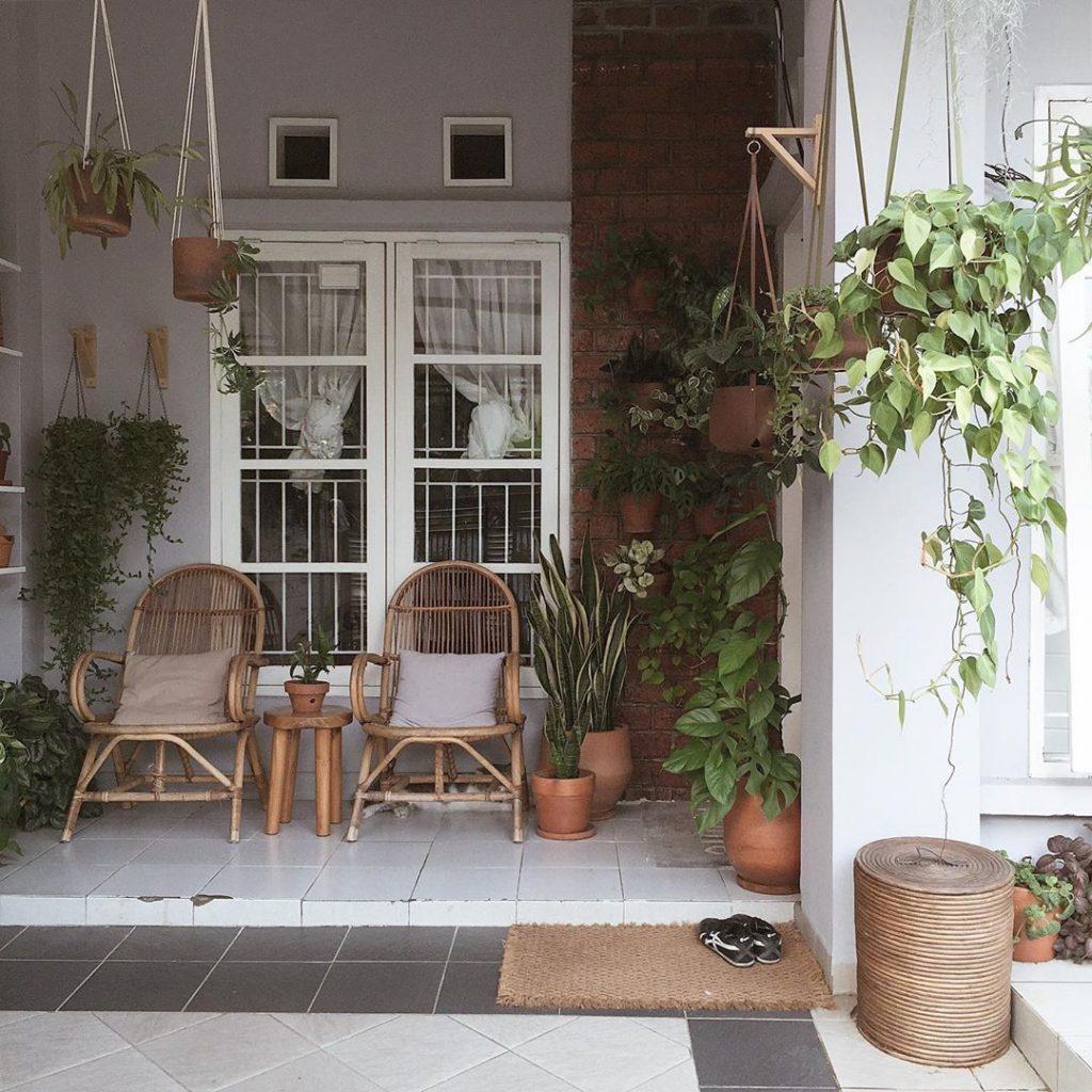 Dekorasi Rumah Simple dan Minimalis Ala @Blogsachi 1