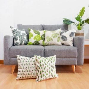 Cushion Cover Kanvas