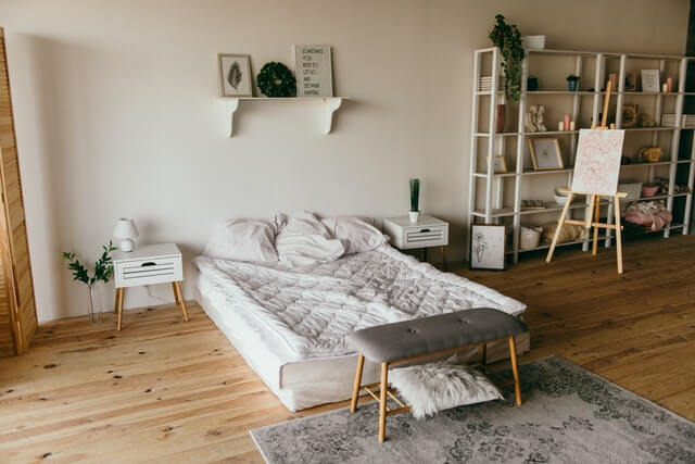 4 Tip Jitu Menata Kamar Tidur Agar Tak Lagi Berantakan