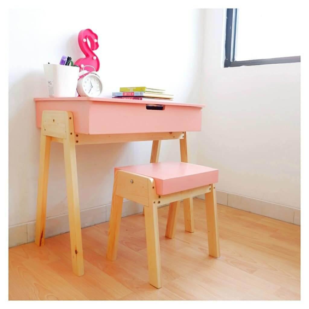 Furnitur untuk ruang belajar anak