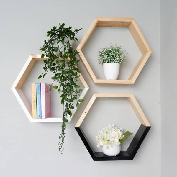Large Hexagon (Rak Hexagon Besar)
